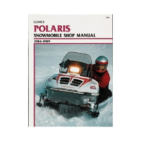 Clymer Manuel du Polaris Snowmobile 84-89